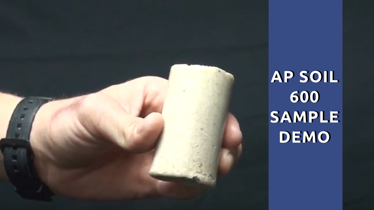 AP Soil 600 sample demo